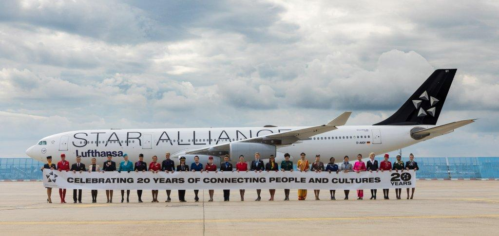Star Alliance celebrates 20 years of connecting people and